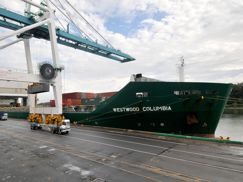 Ship of the Week - Westwood Columbia