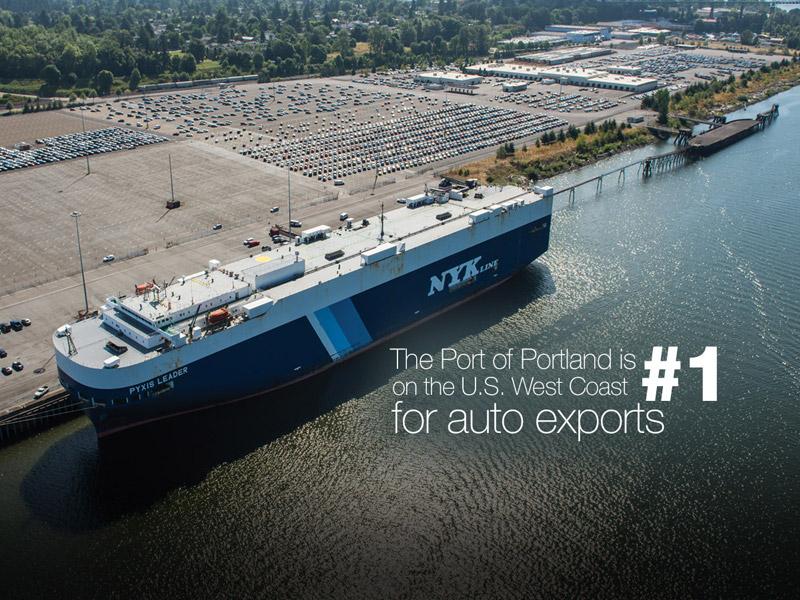 Port of Portland - Auto Gateway